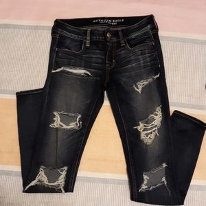 American Eagle Outfitters Super Low Jegging